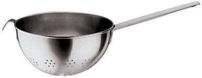 Paderno World Cuisine 414Quart Stainless Steel Colander With Long Handle