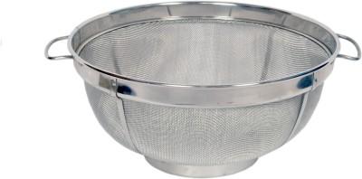 Rituraj Heavy wire as colander basket Colander(Silver Pack of 1)
