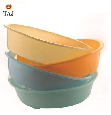 Taj Virgin Plastic Multi Purpose Regular Atta Sieve