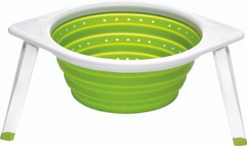 Chef'n Sleekstor Collapsible Colander Large 11Inch Diameter