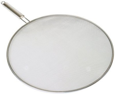 MDC Housewares Inc. P!Zazz 4010033 Splatter Screen With Oval Handle Stainless Steel