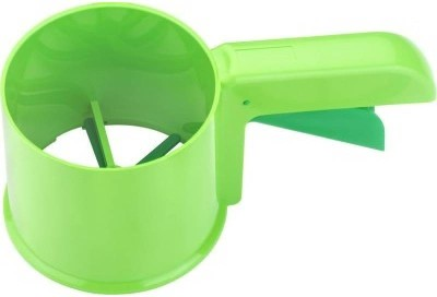 Istore Multi Purpose Scoop With 3 in 1 Flour Shifter Strainer