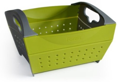 Fozzils Infusion Living Snapfold Colander