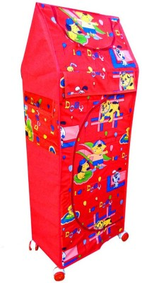 CHILD CRAFT 5 Shelves PVC Collapsible Wardrobe