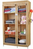 CbeeSo Carbon Steel Collapsible Wardrobe...