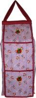 SRIM SMC0052 Cotton Collapsible Wardrobe(Finish Color - Purple)
