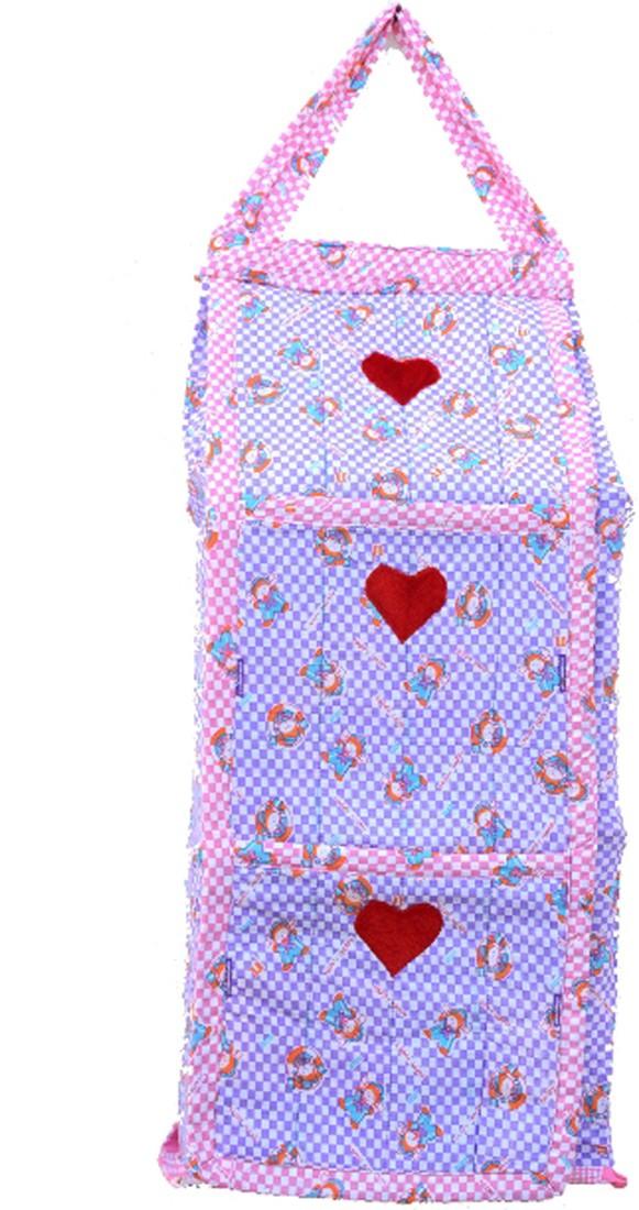 View SRIM Cotton Collapsible Wardrobe(Finish Color - Multi Color) Furniture (SRIM)