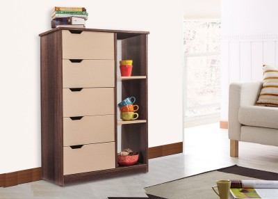Durian LARGO Particle Board Collapsible Wardrobe