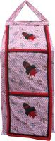 SRIM SMC0061 Cotton Collapsible Wardrobe(Finish Color - Pink)