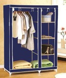 Evana Carbon Steel Collapsible Wardrobe ...