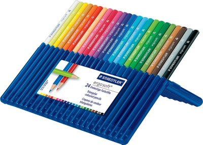 Staedtler Triangular Shaped Color Pencil