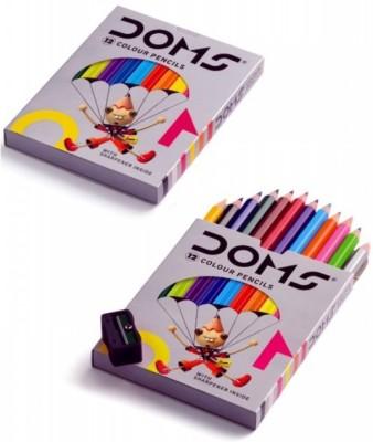 Doms 3443 hexagonal Shaped Color Pencils