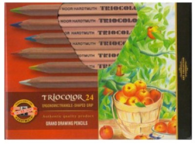 Koh-I-Noor Triangular Shaped Color Pencil