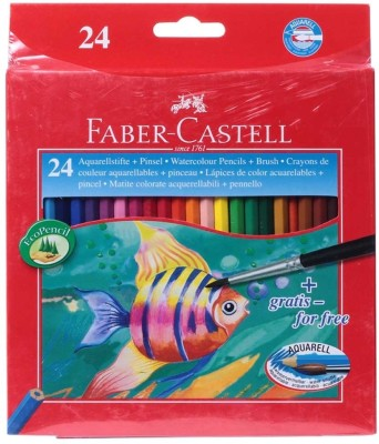 Faber-Castell Color Pencils