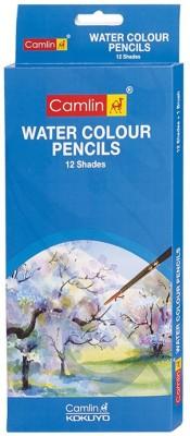 camlin Art Creation hexagonal Shaped Color Pencils(Set of 1, Assorted)
