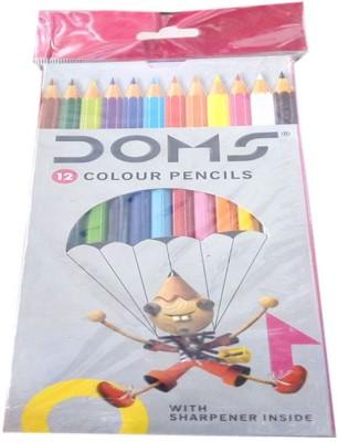 Doms 3445 Hexagonal shape Shaped Color Pencils