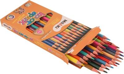 Misaki Art Triangular Shaped Color Pencils
