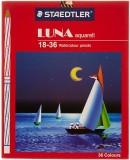 Staedtler Luna Triangular Shaped Color P...