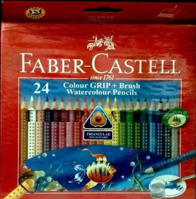 Faber-Castell Art Creation Triangular Shaped Color Pencils