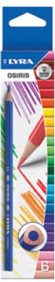 Lyra Triangular Shaped Color Pencils