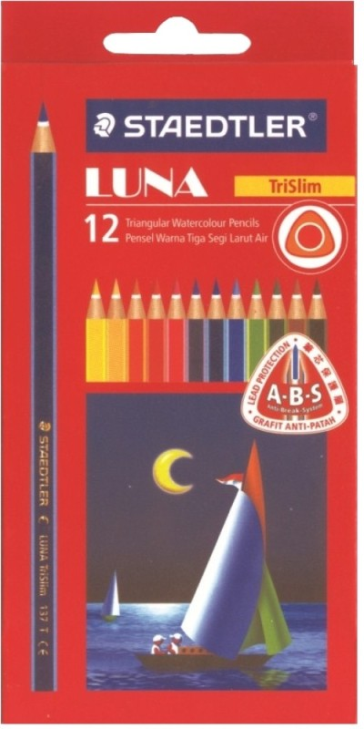 Staedtler Triangular Shaped Color Pencil