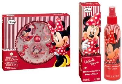 Disney Minnie Combo Set