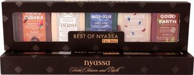 Nyassa Best Of For Men Combo Set