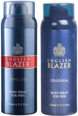 English Blazer Original Timeless Combo Set