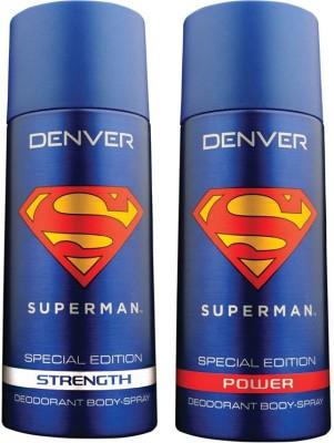 Denver Superman Combo Set