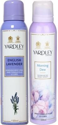 Yardley 2 Combo Set