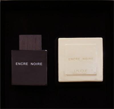 Lalique Encre Noire Combo Gift Set
