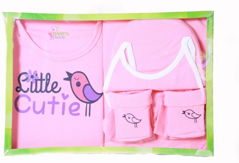 Teen Indie Liitle cutie pink Combo Set