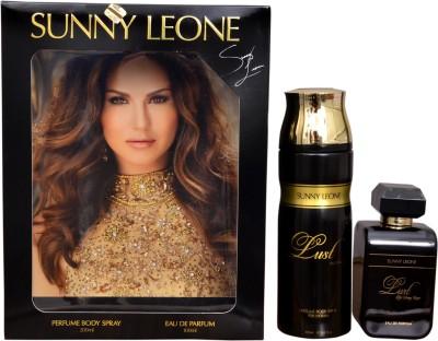 Lust By Sunny Leone Gift Set Combo Set