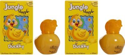 Jungle Magic Parfum Combo Set