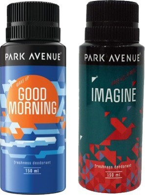 Park Avenue Good Morning and Imagine Combo Set