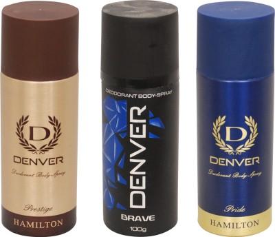 Denver Brave,Prestige,Pride Combo Set