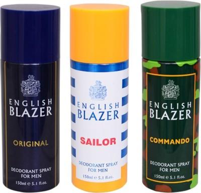 English Blazer Sailor::Commando::Original Combo Set