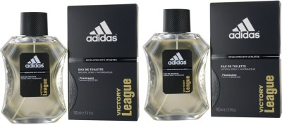Adidas Victory League - Pack of 2 Gift Set