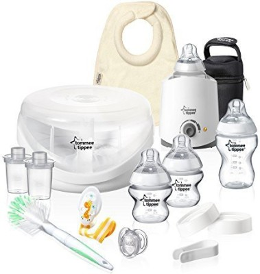Tommee Tippee Nature Complete Starter Set Combo Set