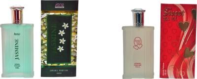 Aone Jasmine and Sweet YA YA Combo Eau de Parfum  -  200 ml