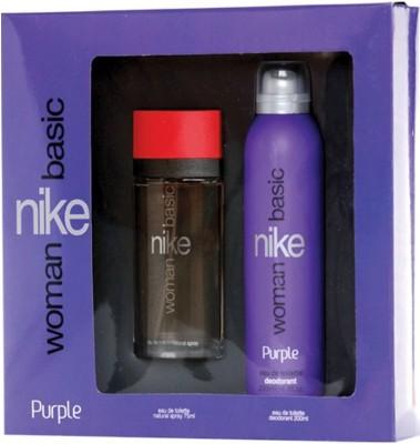 Nike Basic Purple Combo Set