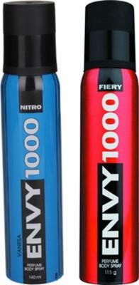 Envy 1000 Deodorant No-6 Gift Set  Combo Set