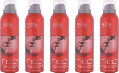 Aafal London Red Gift Set  Combo Set