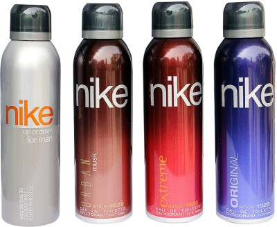 Nike Set Of 4 Deo Combo For Men Combo Se...