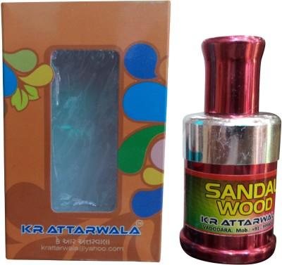 Kr Attarwala Super Quality Natural Jumbo Sandal-Wood Attar Gift Set