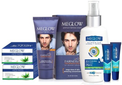 Meglow Meglow Winter Care Kit For Men Combo Set