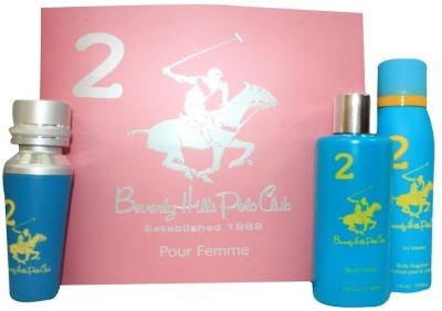 Beverly Hills Polo Club Gift Set  Combo Set