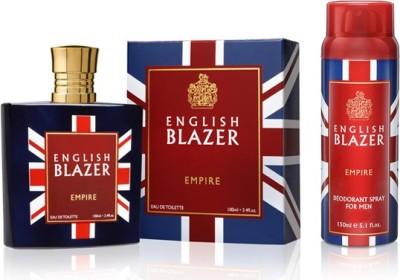 English Blazer Empire Combo Set