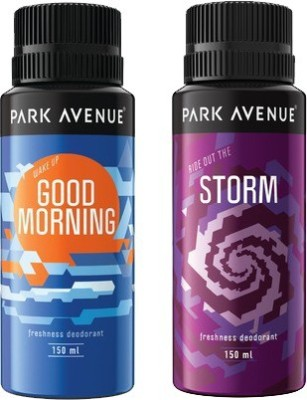 Park Avenue Good Morning and Storm Combo Set