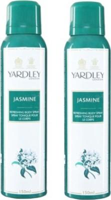 Yardley Jasmine Combo Set